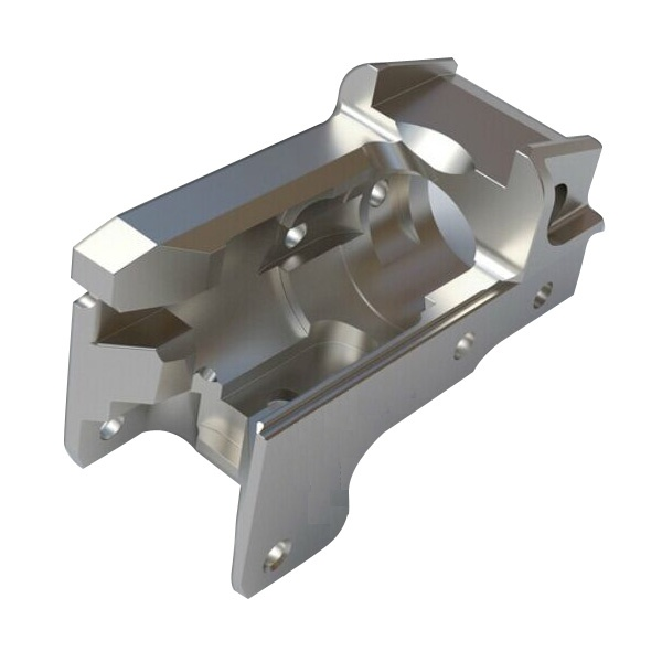 5-axis CNC machining part